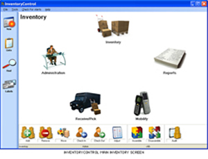 Wasp InventoryControl Inventory Management Software